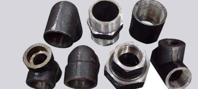 CS Forged Fittings Manufacturer