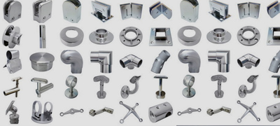 Stainless Steel Railing Fitting Manufacture